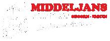 Middeljans Schilders Logo